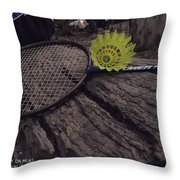 Sports Lover Throw Pillow