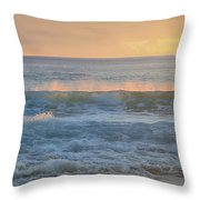 Spray Throw Pillow