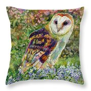 Spring Attraction Throw Pillow