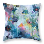Spring Shine Throw Pillow
