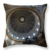 St. Mark Throw Pillow