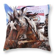 Stagecoach 2 Throw Pillow