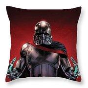 Star Wars Captain Phasma Throw Pillow