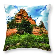 Sterling Pass 04-006 Throw Pillow