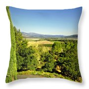 Sterling Vineyards 1 Throw Pillow