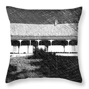 Stonecypher House Throw Pillow