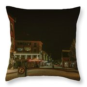 Stora Torget 1 #i0 Throw Pillow by Leif Sohlman