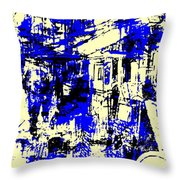 Strasbourg Throw Pillow