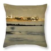 Summer On Cape Cod Xii Throw Pillow