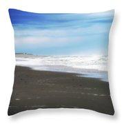 Summer On Cape Cod Xiv Throw Pillow