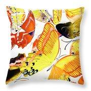 Summers Design Throw Pillow
