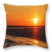 Sun Pillar 02 Throw Pillow by Rob Graham