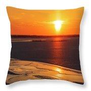 Sun Pillar 03 Throw Pillow by Rob Graham