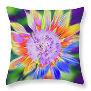 Sunbreak Throw Pillow