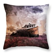 Surrounded By Opportunity  Throw Pillow