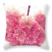 Sweet Heart Of Spring Throw Pillow