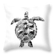 Tartoise Throw Pillow