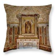 Tempietto Di Bramante Throw Pillow