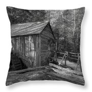 Tennessee Mill 2 Throw Pillow
