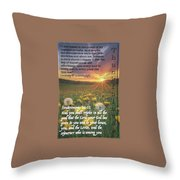 Thankful 26 11 Throw Pillow