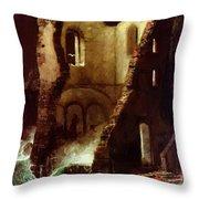 The Chapel 1898 Throw Pillow