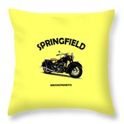 The Chief 1946 Throw Pillow