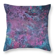 The Experiment Part 2  Throw Pillow