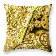 The Golden Ratio Throw Pillow