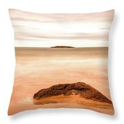 The Great Unknown Throw Pillow