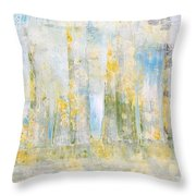 The Illusion 3 Throw Pillow
