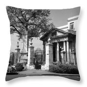 museum 'El Templete' Havana Throw Pillow