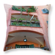 The Jeffersons Throw Pillow