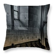 The Lost Heart Throw Pillow