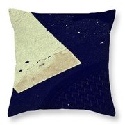 The Lower Part Throw Pillow