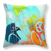 The Right Thing Throw Pillow