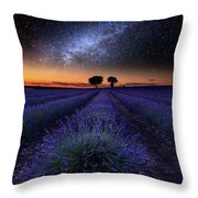 The Rise Of Dawn Throw Pillow