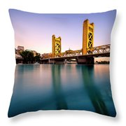 The Surreal- Throw Pillow by JD Mims