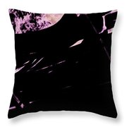 The Ugly Atoms Throw Pillow
