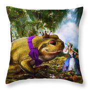 The Unloved Ones Throw Pillow