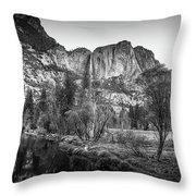 The View Throw Pillow by Doug Camara