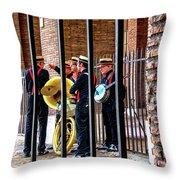 The Wedding Band Throw Pillow