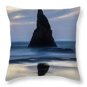 The Wizard's Hat Throw Pillow