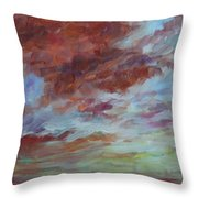 There Is Always Tomorrow Throw Pillow