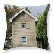 This Not Old House  Throw Pillow
