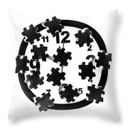 Time Complexities Throw Pillow