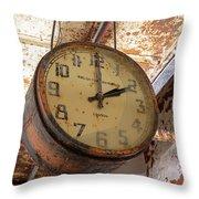 Time Stood Still 1 Throw Pillow