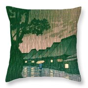Tokaido Maekawa - Top Quality Image Edition Throw Pillow