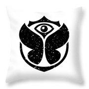 Tomorrowland Throw Pillow