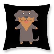 Transylvanian Hound Gift Idea Throw Pillow