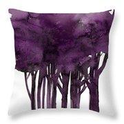 Tree Impressions 1i Throw Pillow